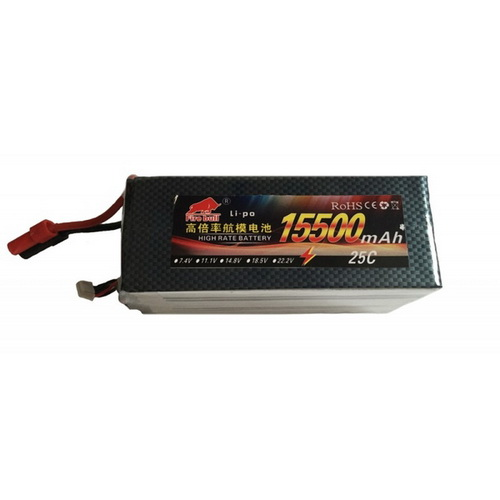 Аккумулятор Fire Bull Li-pol 22.2V 15500mAh, 30C, 6s2p, AS150